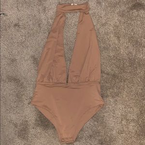 Tan/Nude Bodysuit